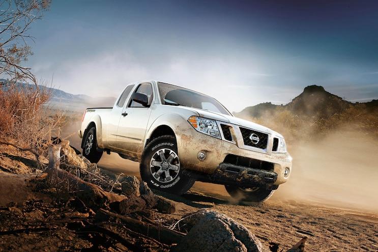 039 Best Four Cylinder Trucks Nissan Frontier