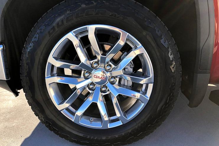 2019 GMC Sierra 1500 SLT Wheel
