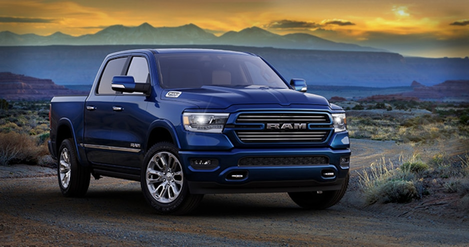 2020 Ram 1500 Laramie Southwest Edition Comes to Select Regions