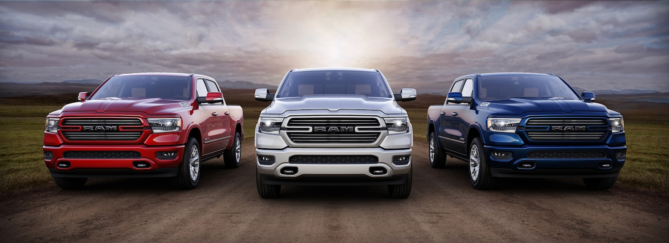 2020 Ram 1500 Laramie Southwest Edition 3