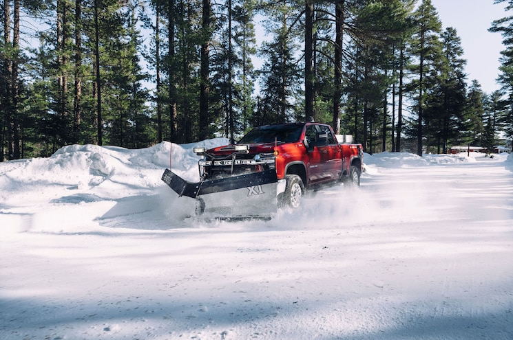 2020 Chevrolet Silverado 3500hd Snowplow 09
