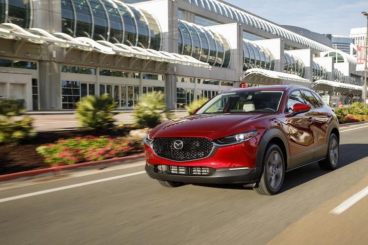 2020 Mazda Cx 30 Car To Car 1