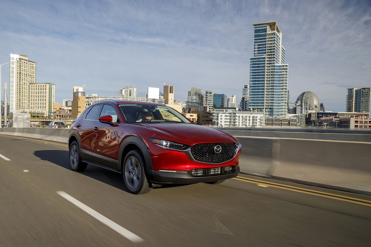 2020 Mazda Cx 30 Car To Car 4