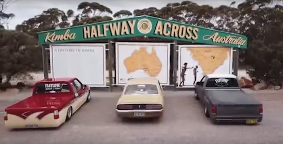 Welcome To The COVID 19 Film Screen Grab Inspired Existence Australia Mini Truck 10
