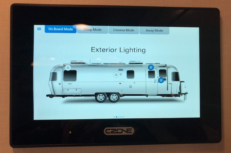 Airstream Classic Trailer Fun Facts And Features 3