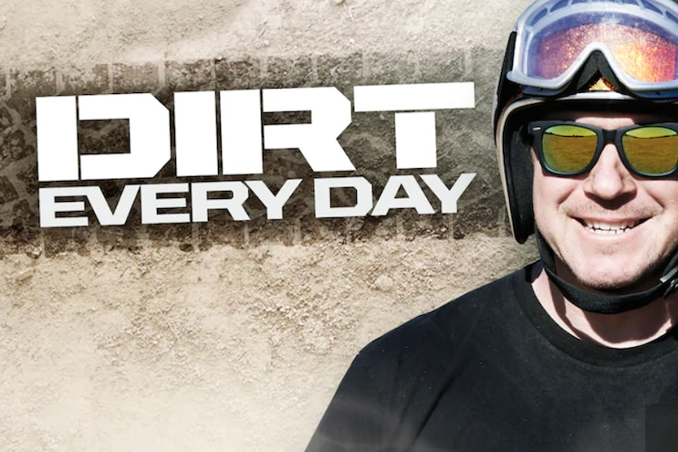 Best Motortrend On Demand Shows Dirt Every Day
