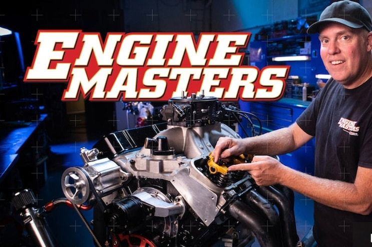 Best Motortrend On Demand Shows Engine Masters