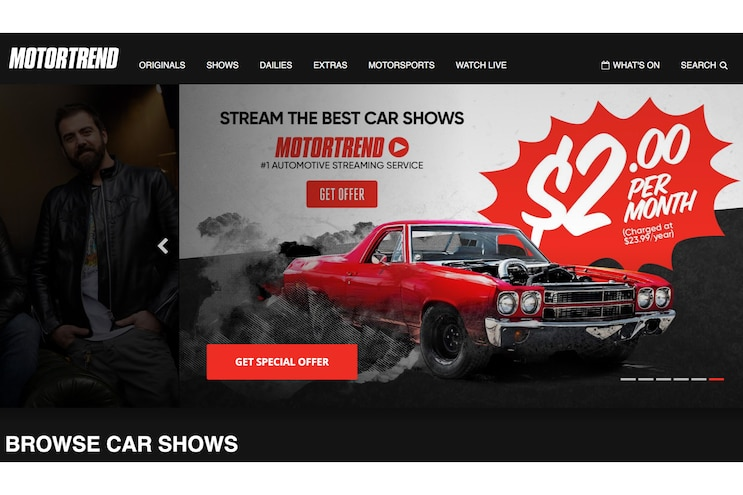 The Best MotorTrend On Demand Shows to Binge While Social Distancing