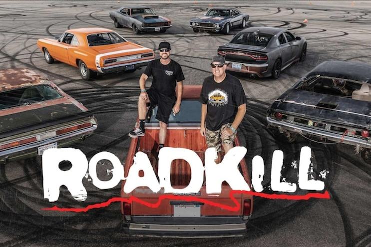 Best Motortrend On Demand Shows Roadkill