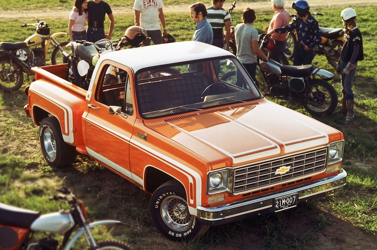 Best Trucks For Budget Buyer 1976 Chevrolet C10 Stepside