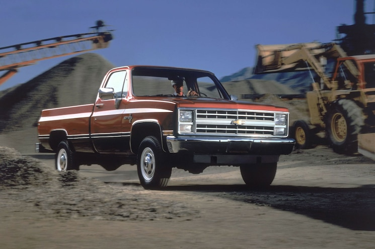 Best Trucks For Budget Buyer 1987 Chevrolet C20 Scottsdale