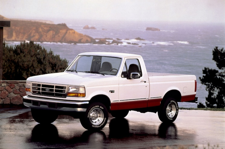 Best Trucks For Budget Buyer 1996 Ford F 150