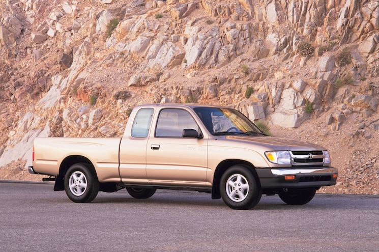 Best Trucks For Budget Buyer 2000 Toyota Tacoma 4x2