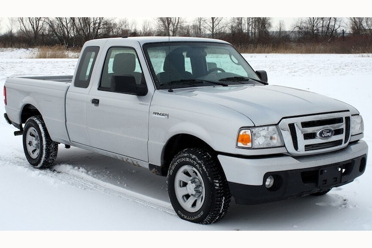 Best Trucks For Budget Buyer Ford Ranger