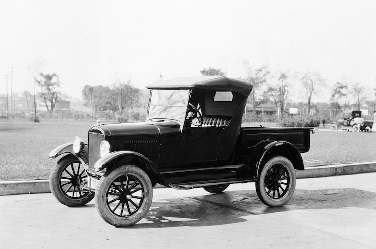 Convertible Pickups 1926 Ford Model T Runabout Pickup