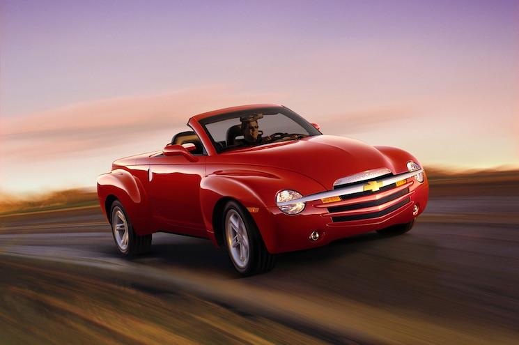 Convertible Pickups 2003 Chevrolet Hhr 02