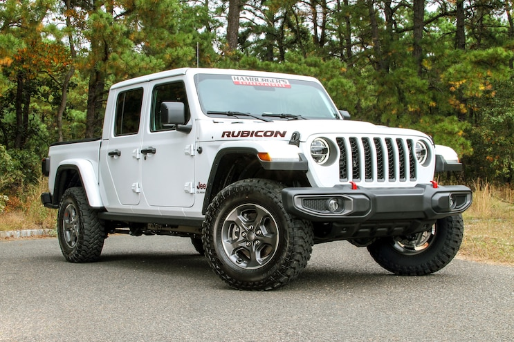 Jeep Gladiator JT Supercharger Kit from Hamburger's Superchargers