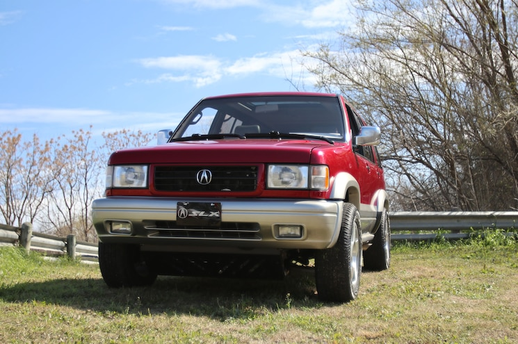 Radwood Austin Acura Slx
