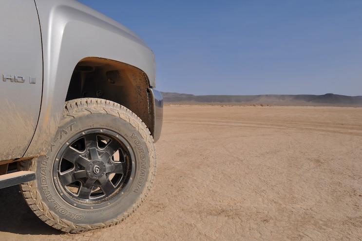 Yokohama Geolander Xat Tire Test 2