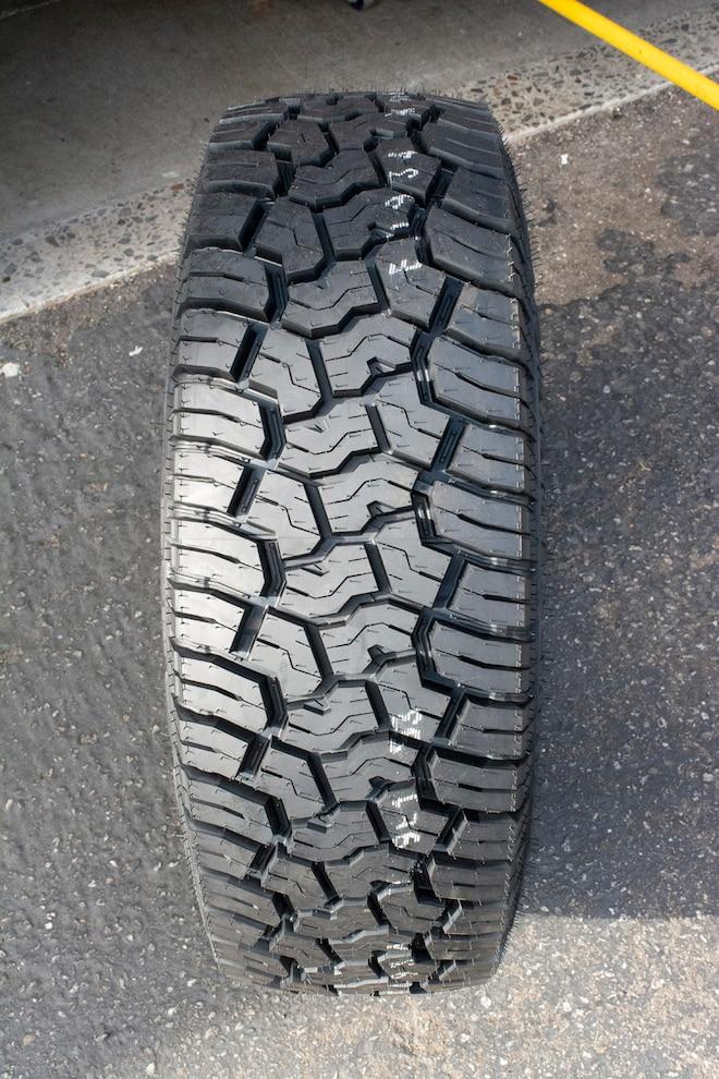 Yokohama Geolander Xat Tire Test 4