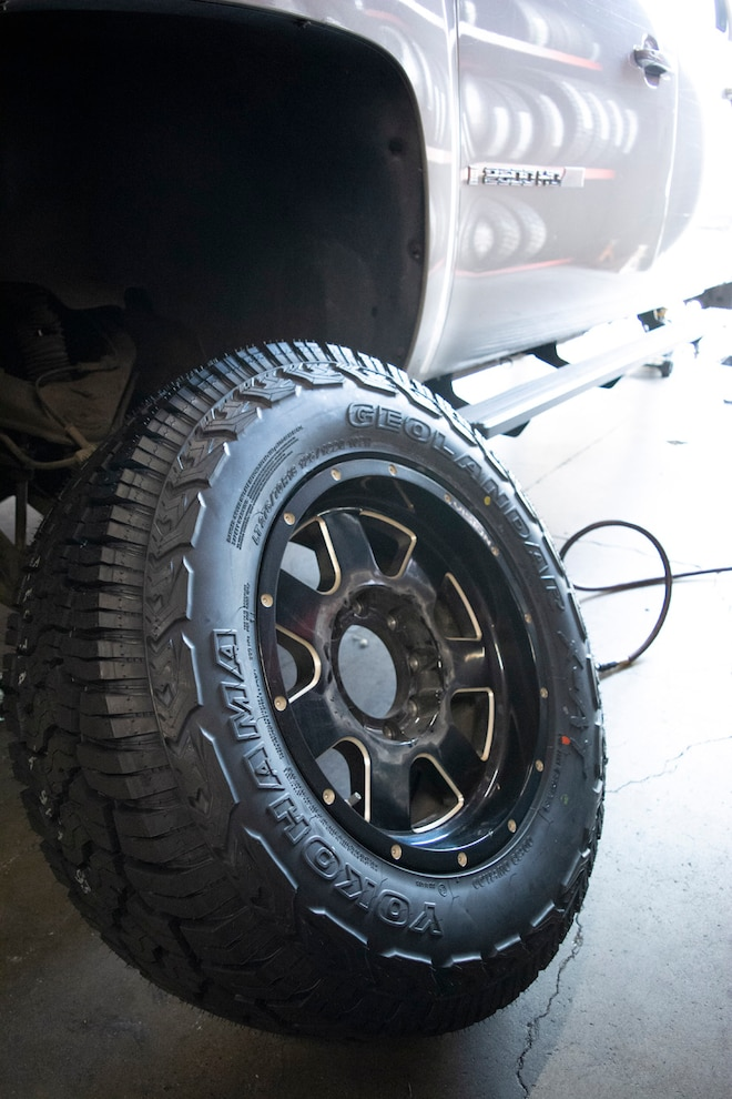 Yokohama Geolander Xat Tire Test 7