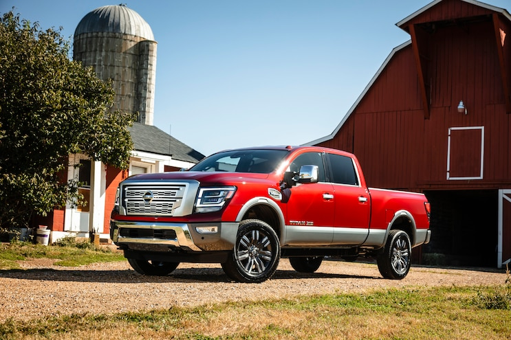 2020 Nissan Titan XD First Drive Review