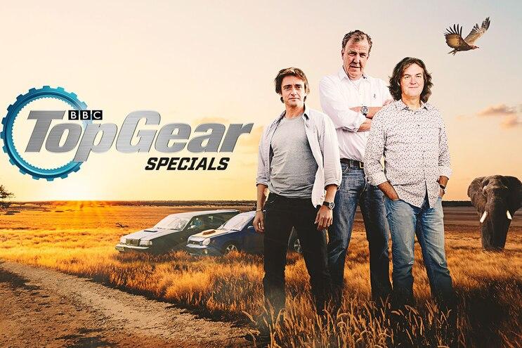 It's Time to Binge Watch Top Gear!