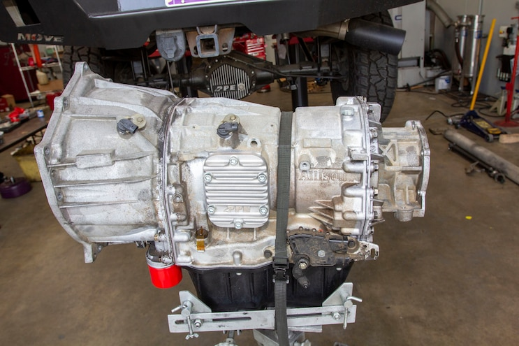 001 Chevy 2500hd Allison Transmission Ppe Stage 6 Build