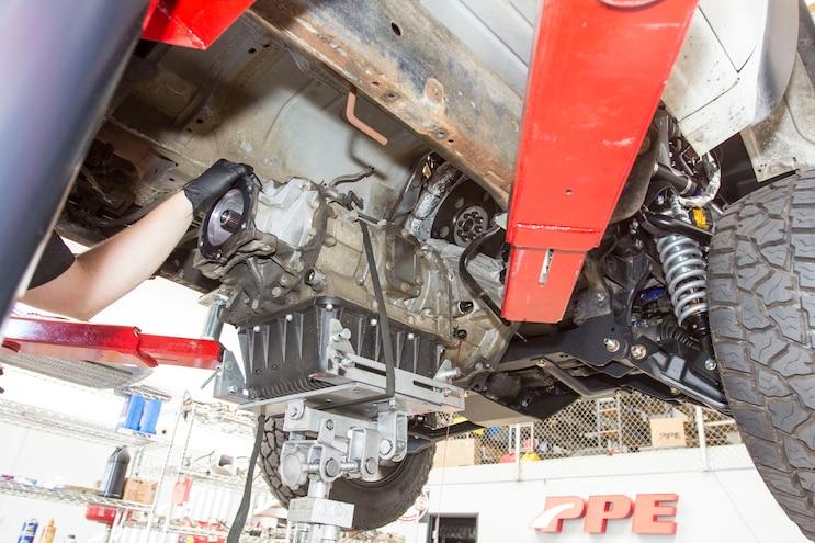 Duramax Tuner 2001 to 2005 Allison Six-Speed Conversion Kit