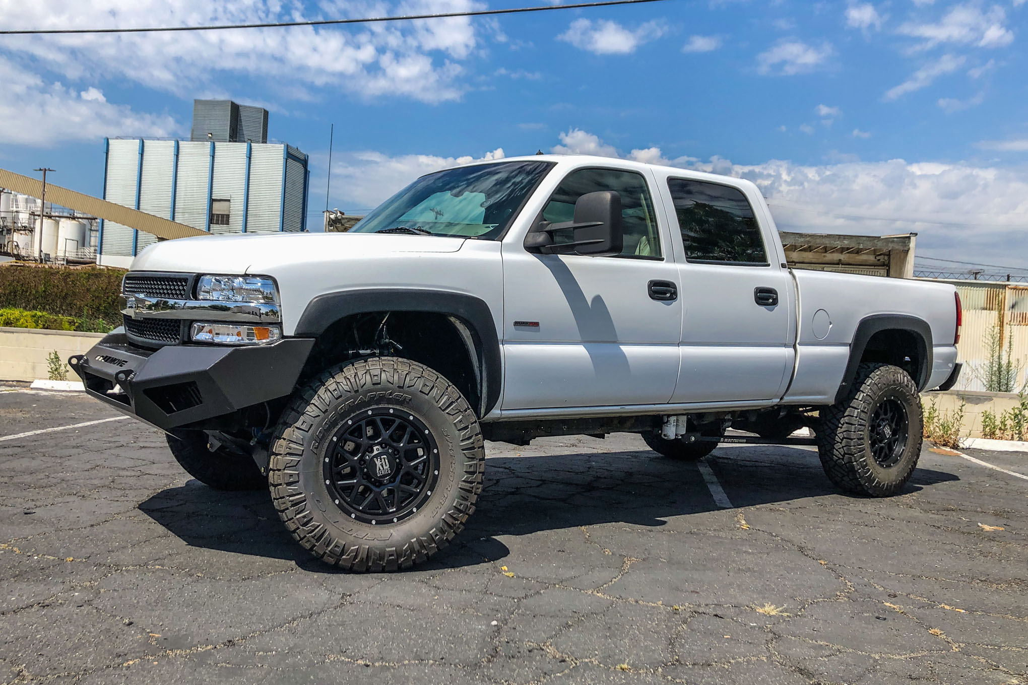 Chevy Silverado Ppe Forged Steering Upgrade