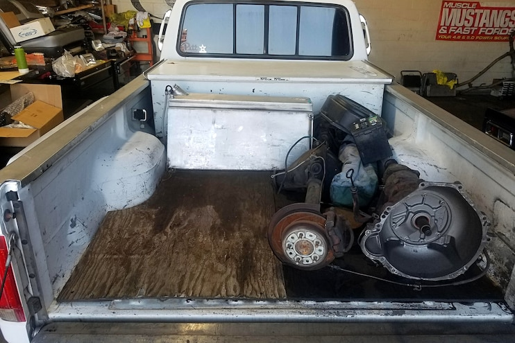 How to Prep a Truck Bed for LINE-X Coating