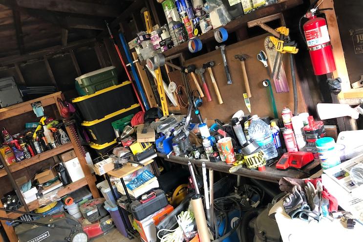 002 Craftsman Versatrack Garage Cabinet Installation