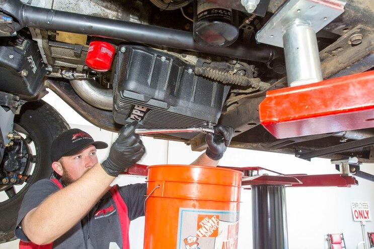 002 Duramax Tuner Allison Six Speed Swap