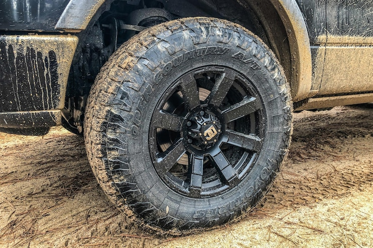 004 Toyo At3 All Terrain Tire Review