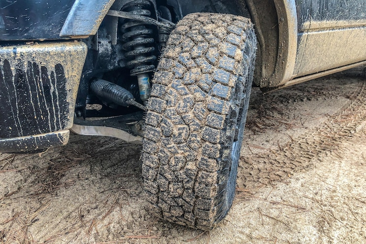 005 Toyo At3 All Terrain Tire Review