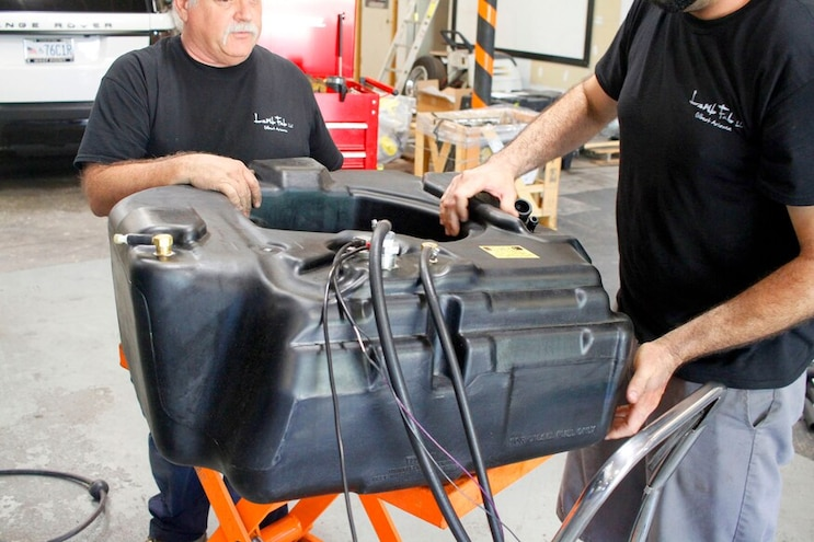 Episode 116 of The Truck Show Podcast: Extending Your Range with Titan Fuel Tanks