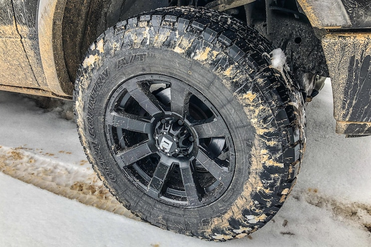 006 Toyo At3 All Terrain Tire Review