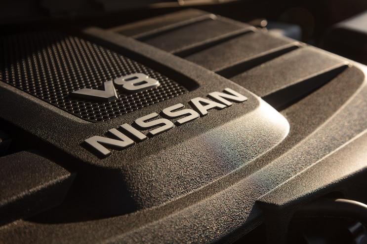 008 Nissan Titan XD First Drive