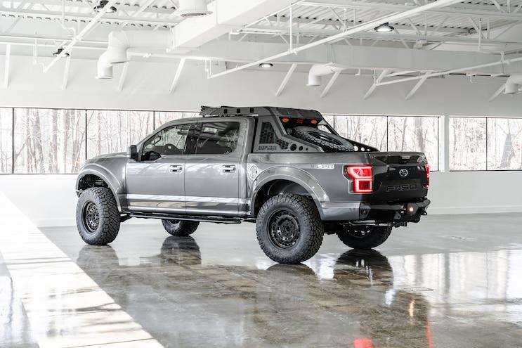008 Mil Spec Automotive 2020 Ford F 150