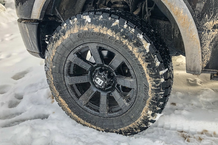 008 Toyo At3 All Terrain Tire Review