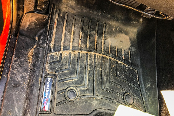 009 2013 Ford F150 Raptor Project Weather Tech Mats