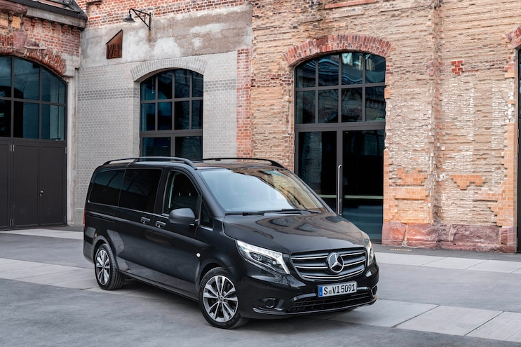 009 2020 Mercedes Benz Vito And Evito First Look