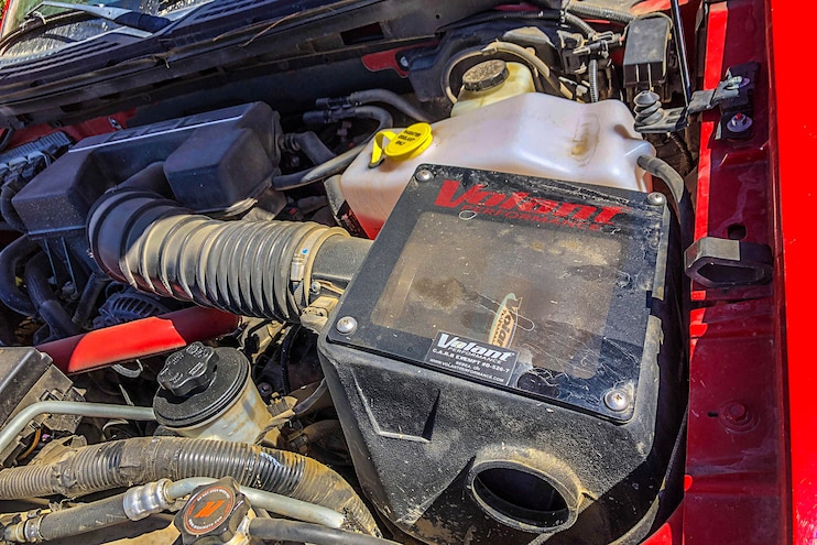 010 2013 Ford F150 Raptor Project Volant Intake