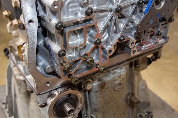 010 Duramax Tuner Allison Six Speed Swap