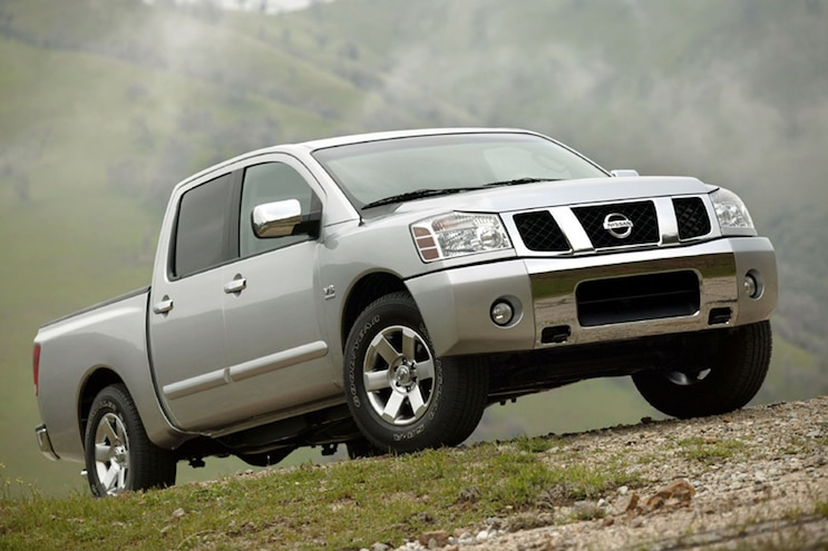 012 Best Used Trucks Under 10k Nissan Titan