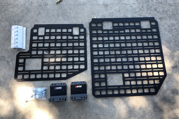 012 Builtright Industries Ford F150 Racks And Accessories