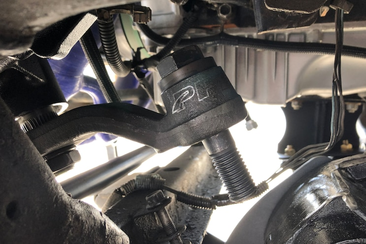 012 Ppe Chevy Silverado 2500hd Forged Steering