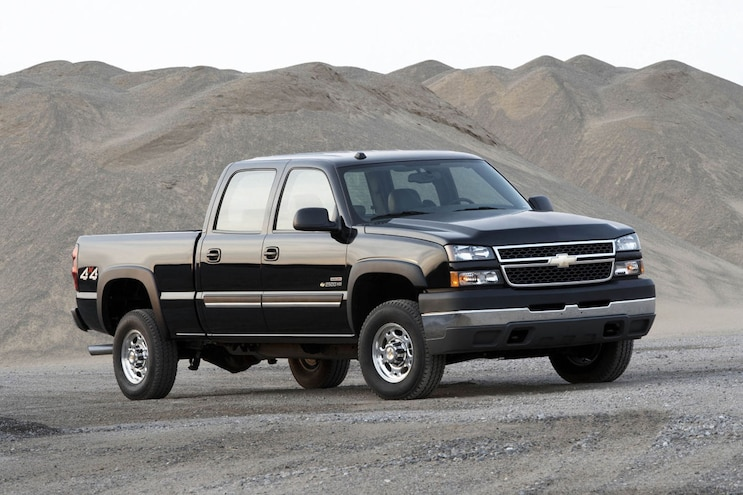 014 Best Used Trucks Under 10k Chevy Silverado 2500