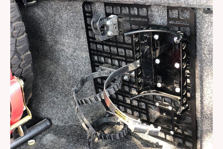 016 Builtright Industries Ford F150 Racks And Accessories