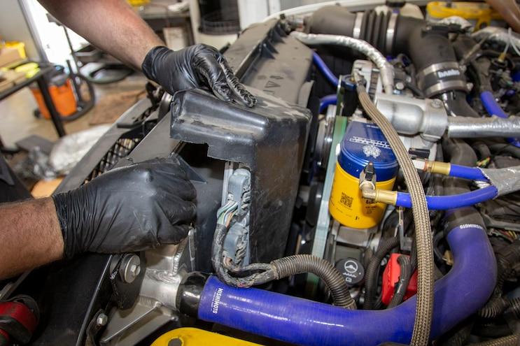 017 Duramax Tuner Allison Six Speed Swap